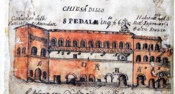 ASSi, M D 113, c. IIv, Macchi, Memorie dello Spedale, Ospedale di Santa Maria della Scala