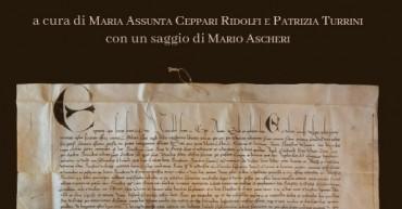 Copertina libro Diplomatico Montalcino