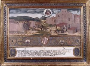 La demolizione della Fortezza Spagnola